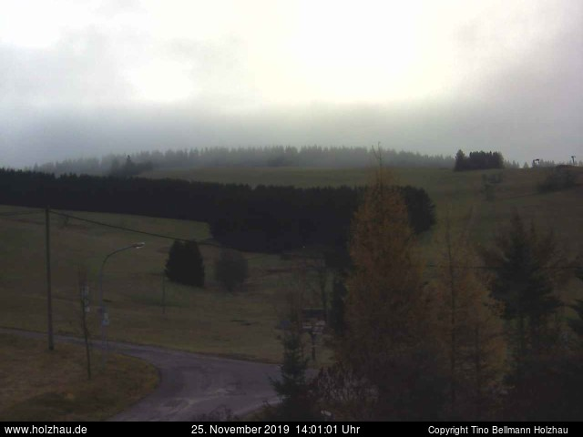 Holzhau Webcam 25.11.2019