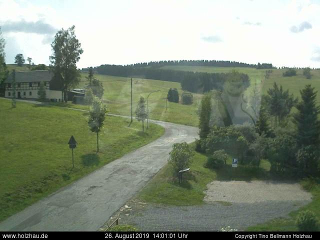 Holzhau Webcam 26.08.2019
