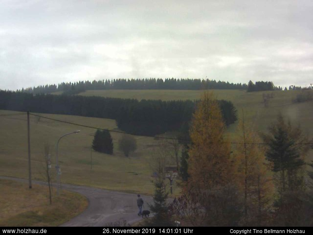 Holzhau Webcam 26.11.2019