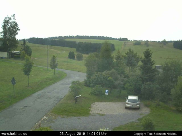 Holzhau Webcam 28.08.2019