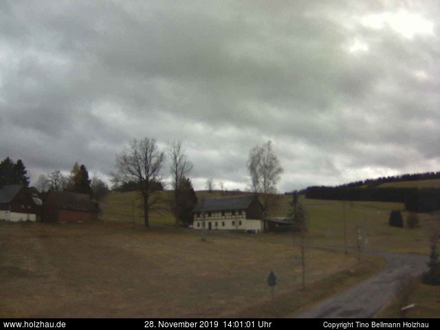 Holzhau Webcam 28.11.2019
