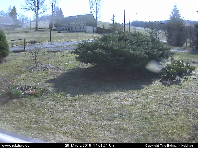 Holzhau Webcam 29.03.2019