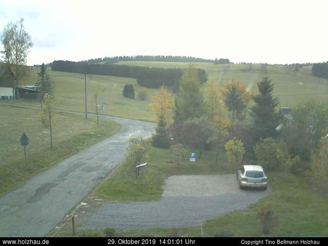 Holzhau Webcam 29.10.2019