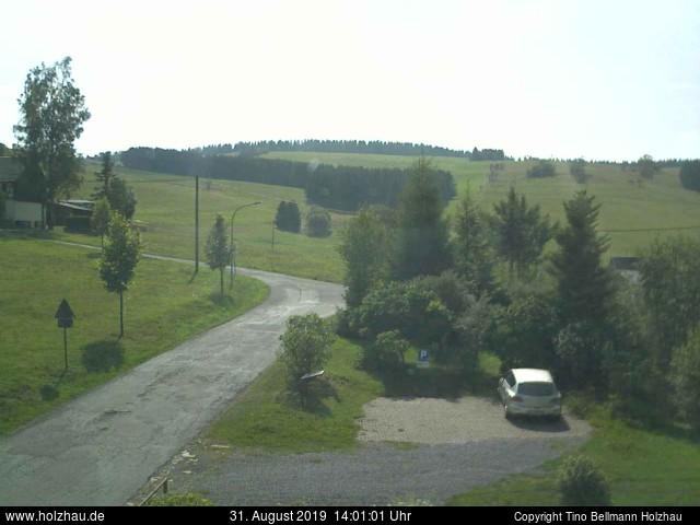 Holzhau Webcam 31.08.2019