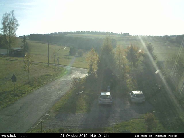Holzhau Webcam 31.10.2019