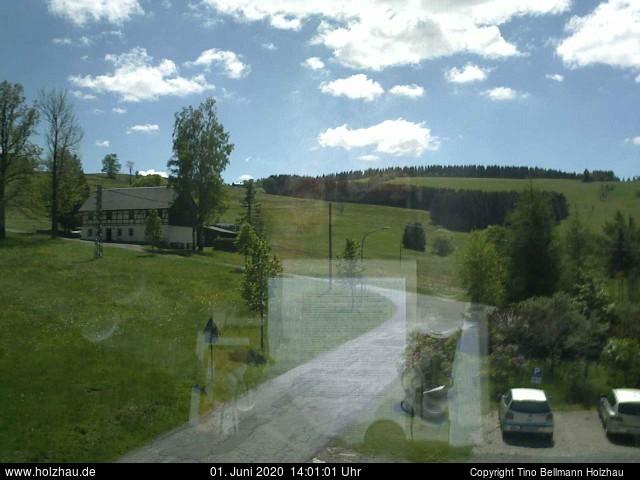Holzhau Webcam 01.06.2020