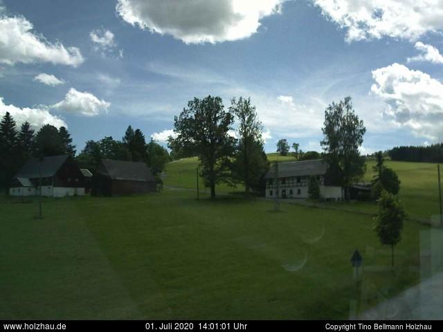 Holzhau Webcam 01.07.2020