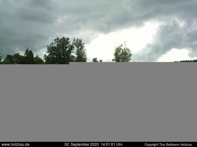 Holzhau Webcam 02.09.2020