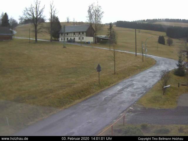 Holzhau Webcam 03.02.2020