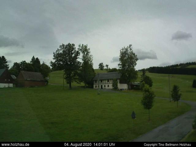 Holzhau Webcam 04.08.2020