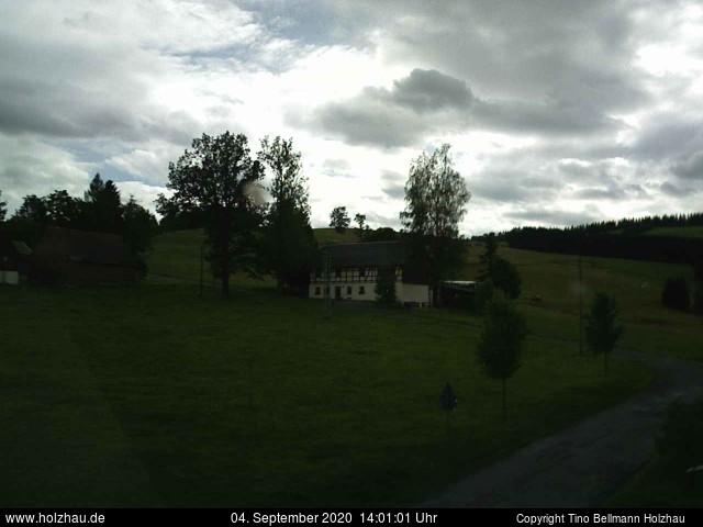 Holzhau Webcam 04.09.2020