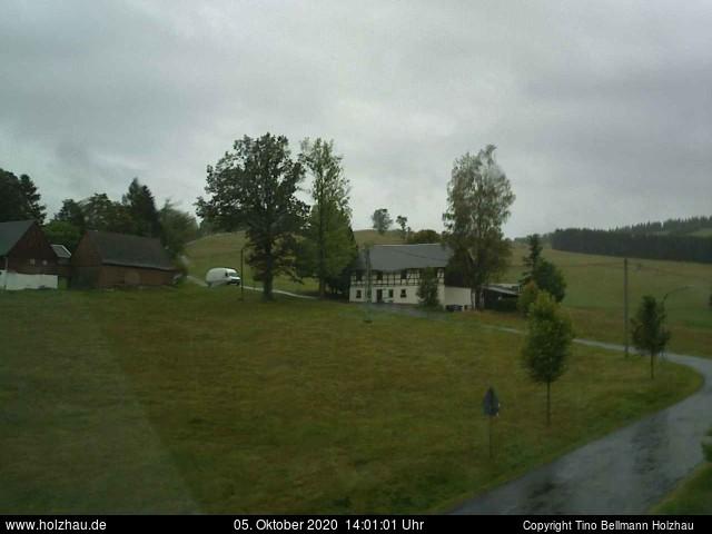 Holzhau Webcam 05.10.2020