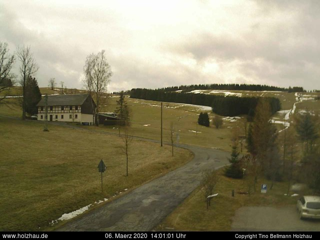 Holzhau Webcam 06.03.2020