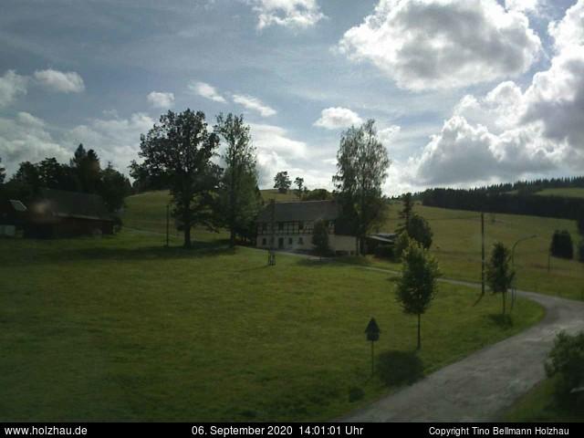 Holzhau Webcam 06.09.2020