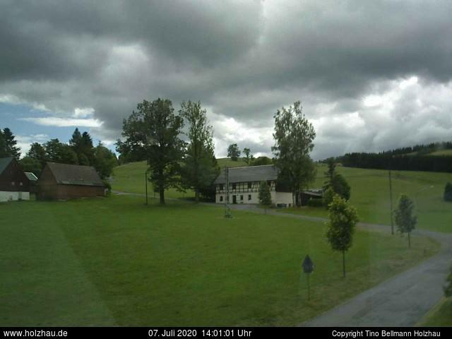 Holzhau Webcam 07.07.2020