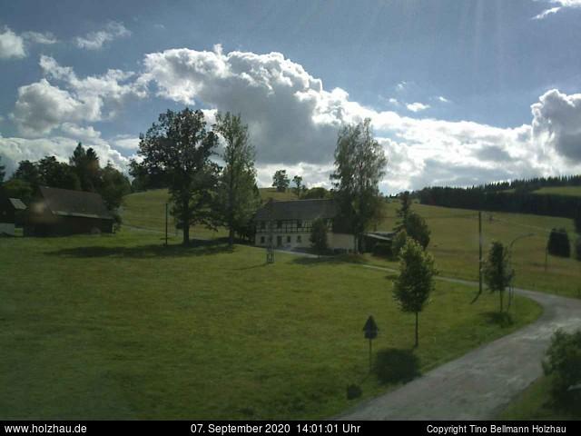 Holzhau Webcam 07.09.2020