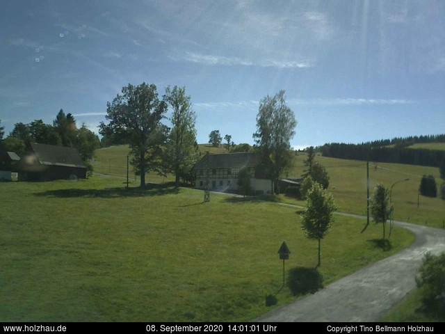 Holzhau Webcam 08.09.2020
