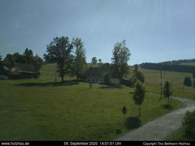 Holzhau Webcam 09.09.2020