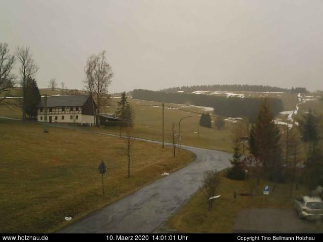 Holzhau Webcam 10.03.2020