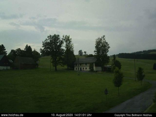 Holzhau Webcam 10.08.2020
