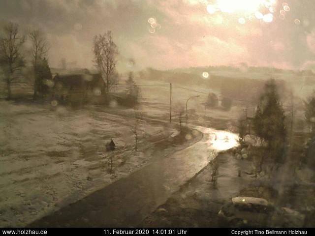 Holzhau Webcam 11.02.2020