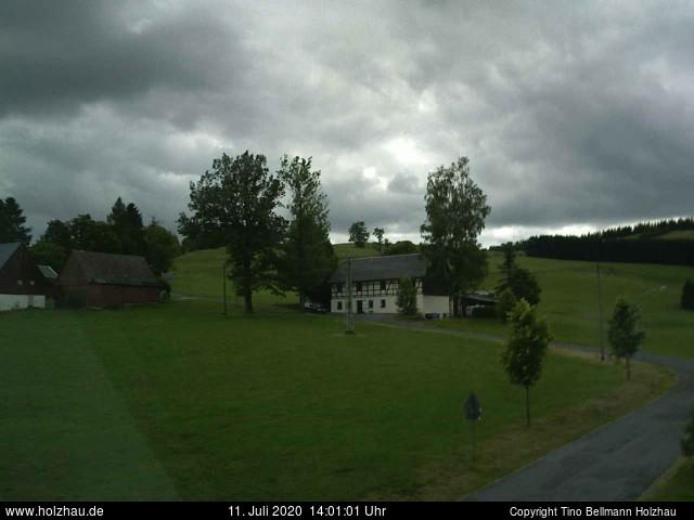 Holzhau Webcam 11.07.2020