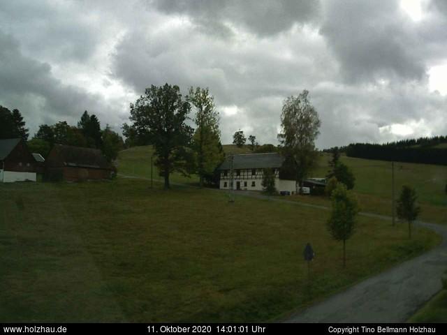 Holzhau Webcam 11.10.2020