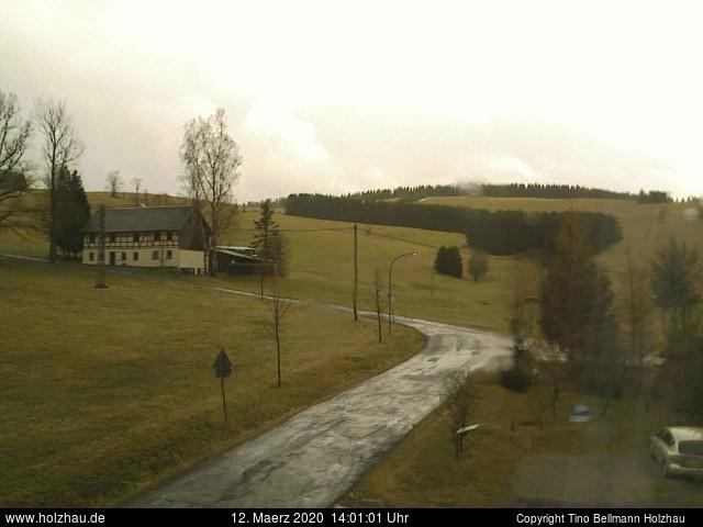 Holzhau Webcam 12.03.2020