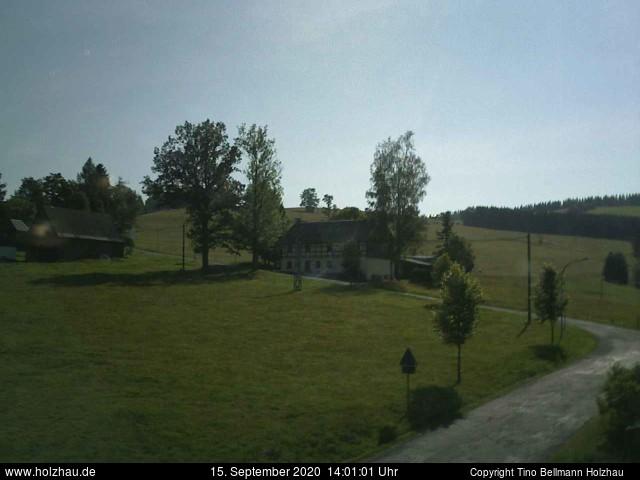 Holzhau Webcam 15.09.2020