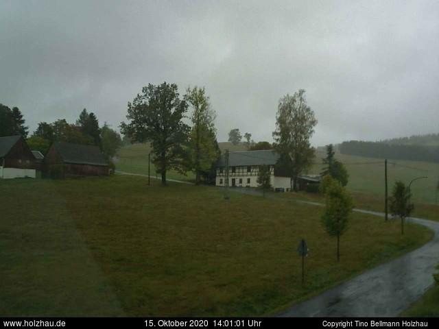 Holzhau Webcam 15.10.2020