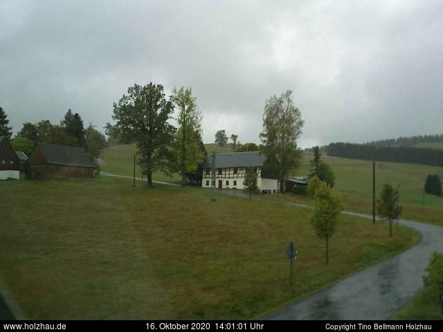 Wetter am 16.10.2020 in Holzhau (Erzgebirge)