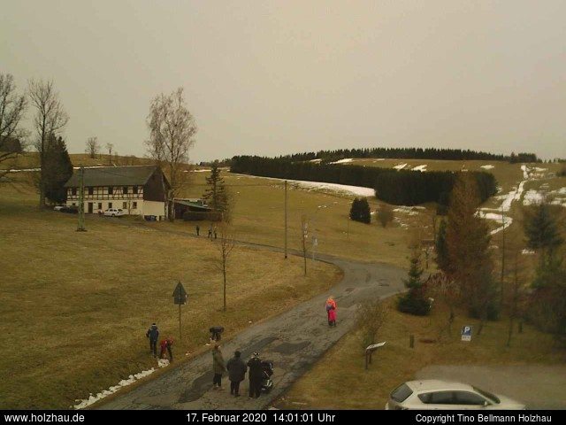 Holzhau Webcam 17.02.2020
