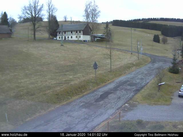 Wetter am 18.01.2020 in Holzhau (Erzgebirge)