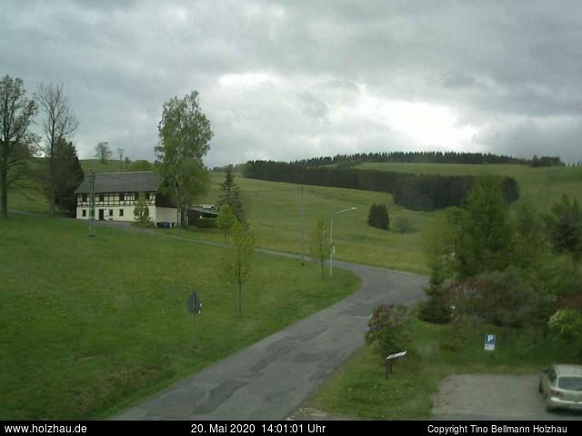 Wetter am 20.05.2020 in Holzhau (Erzgebirge)