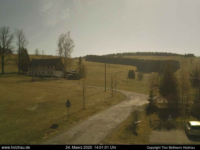 Holzhau Webcam 24.03.2020