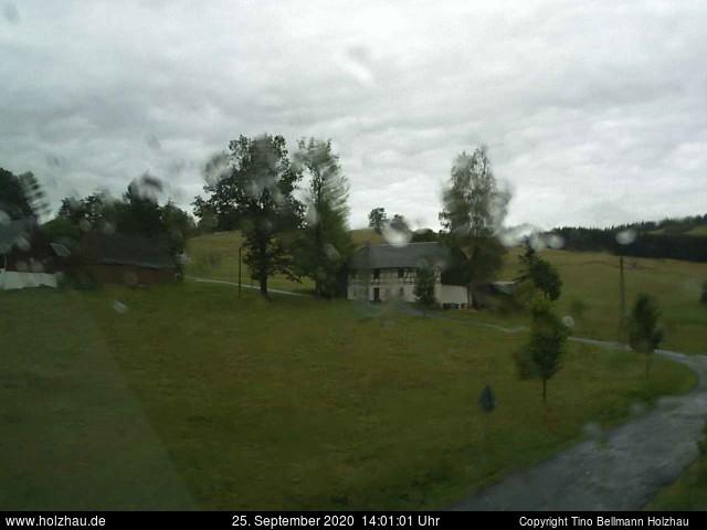 Holzhau Webcam 25.09.2020