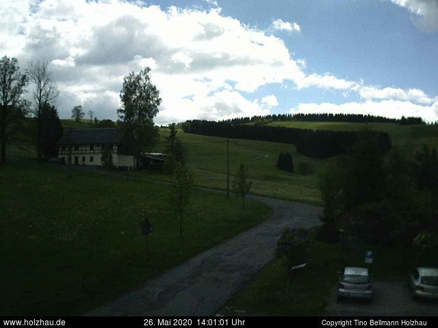 Holzhau Webcam 26.05.2020