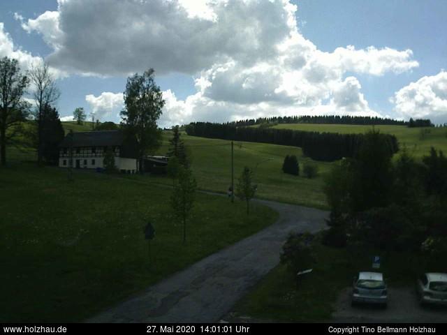 Holzhau Webcam 27.05.2020