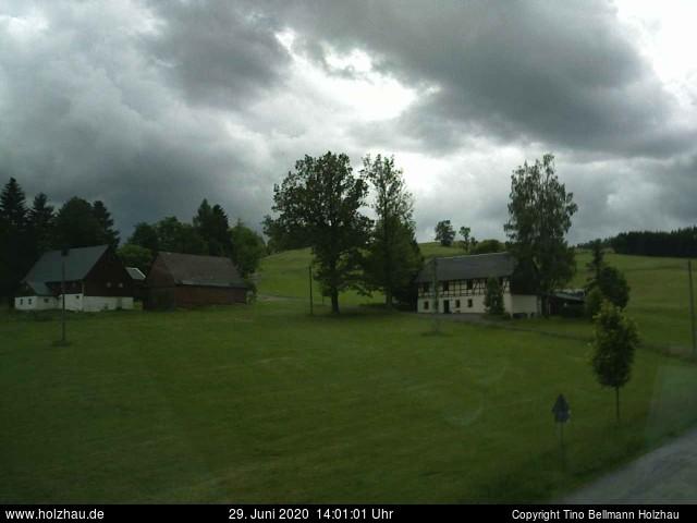Wetter am 29.06.2020 in Holzhau (Erzgebirge)