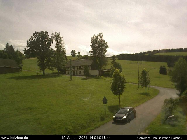 Webcam Holzhau 10.7.2020