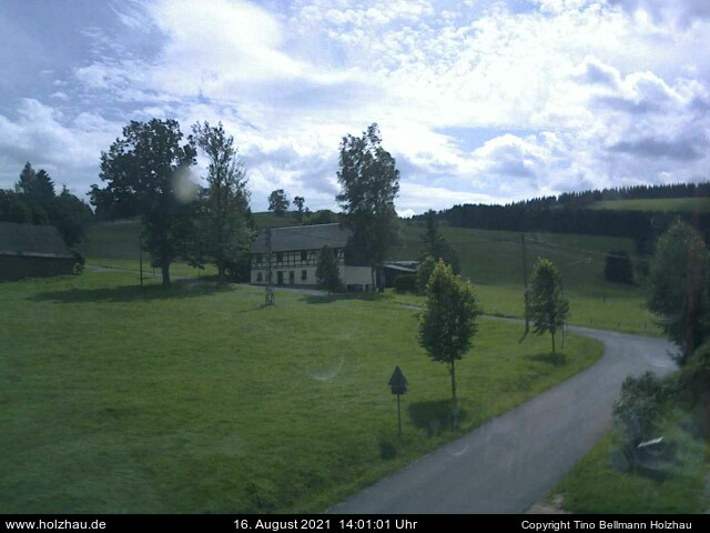 Webcam Holzhau 11.7.2020