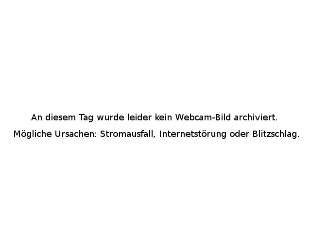 Wetter am 13.07.2013 in Holzhau (Erzgebirge)