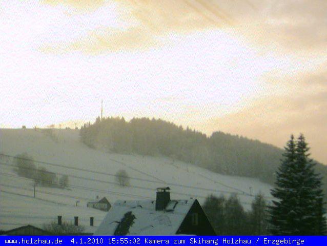 Webcam Skilift Erzgebirge19.08.2007