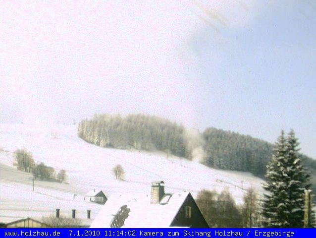 Webcam Skilift Erzgebirge21.06.2007