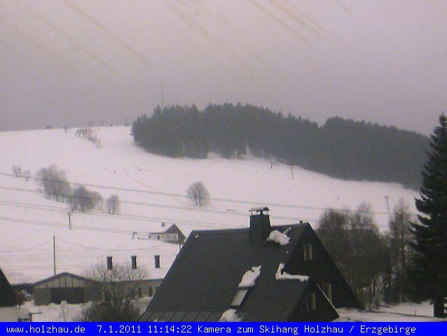 Webcam Skilift Erzgebirge21.06.2008