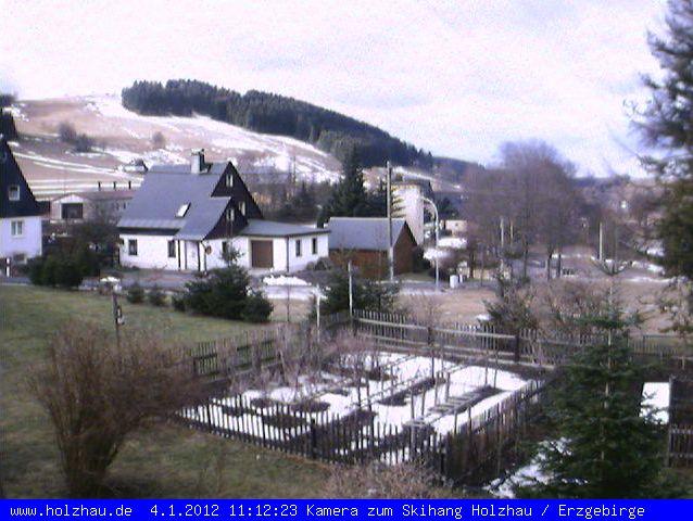 Webcam Skilift Erzgebirge19.08.2009