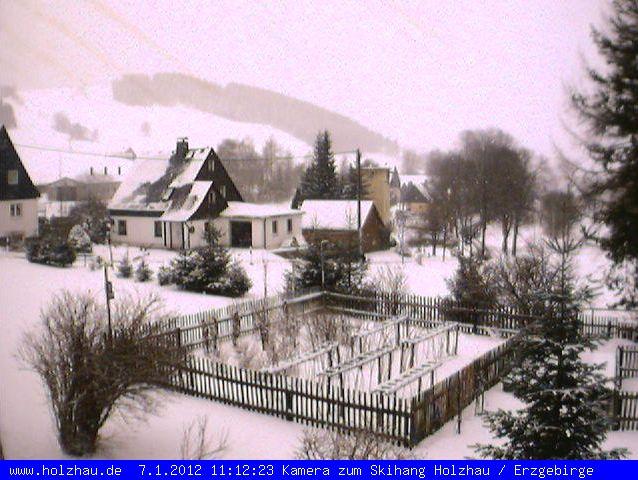 Webcam Skilift Erzgebirge21.06.2009