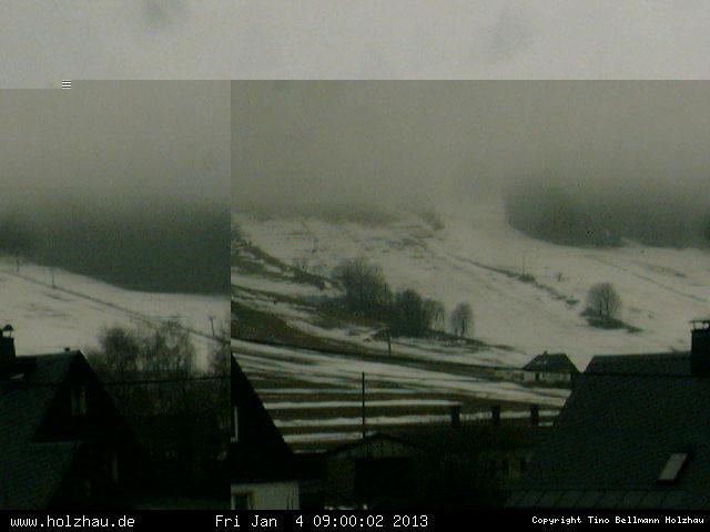Webcam Skilift Erzgebirge19.08.2010