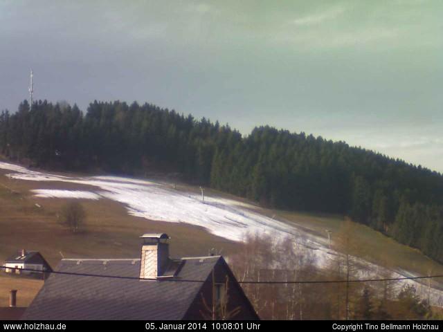 Webcam Skilift Erzgebirge19.08.2011