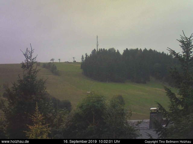 Holzhau Webcam Skilift 25.04.2017